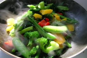C mo cocinar al vapor sin vaporera for Cocinar verduras al vapor
