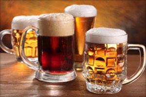 Cómo calcular la cantidad de alcohol de una bebida