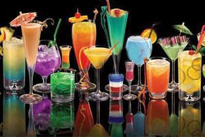 Formas y estrategias para decorar un trago