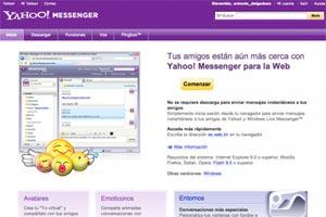 Como hablar con un contacto a través de Yahoo Messenger