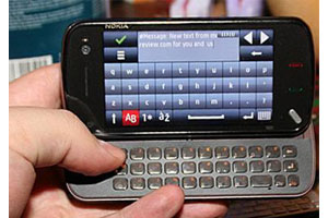 Habilitar el uso de texto predictivo o diccionario en celulares Nokia