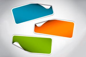 Quitar el Pegamento de las Etiquetas Adhesivas