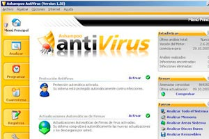 Como escanear la PC con un antivirus online