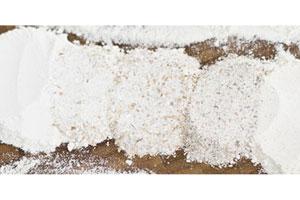 Cómo elaborar harina de media fuerza