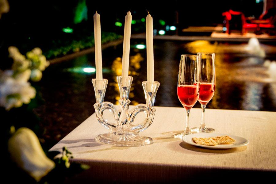 C mo preparar una cena rom ntica en casa - Detalles para cena romantica ...