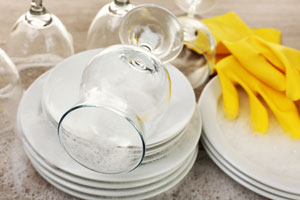 Consejos a la hora de lavar los platos