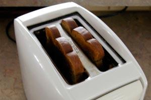 Cómo limpiar la tostadora