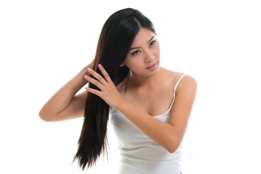Como cuidar el cabello normal