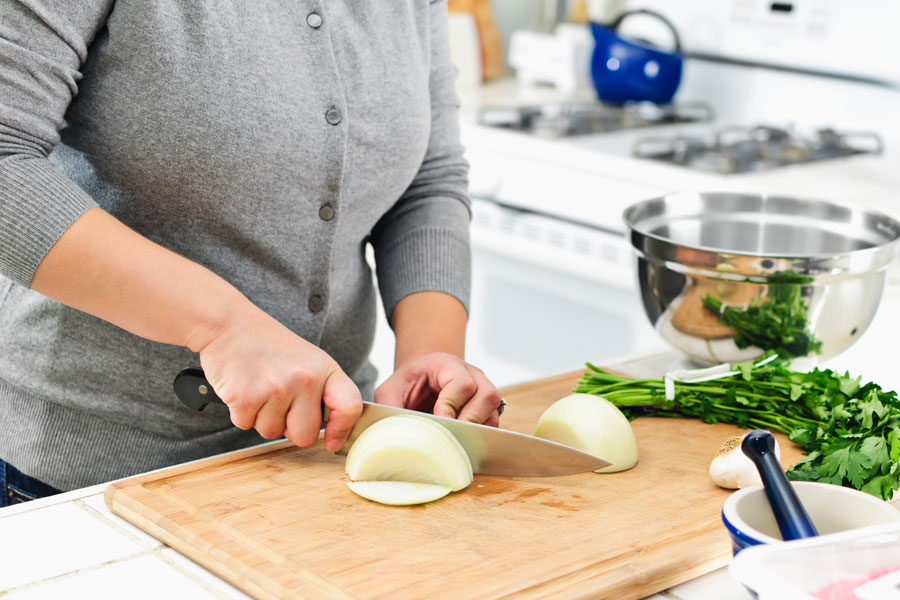 Cómo Picar Cebollas sin Llorar
