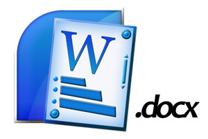Cómo abrir archivos docx. Método para abrir archivos con formato docx en versiones antiguas de Word. Programa para abrir y generar archivos docx