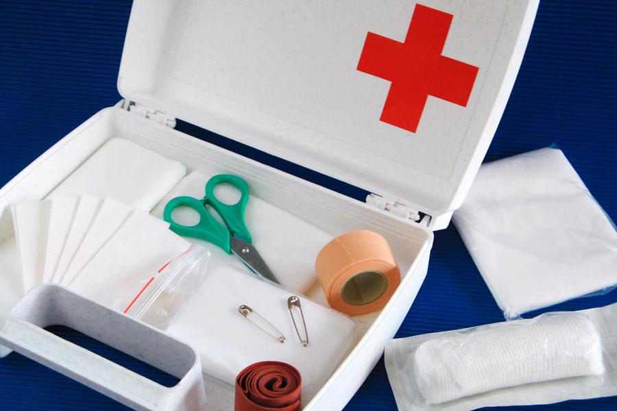 Cómo armar un Botiquín de Primeros Auxilios