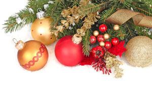 Cómo decorar la casa en Navidad