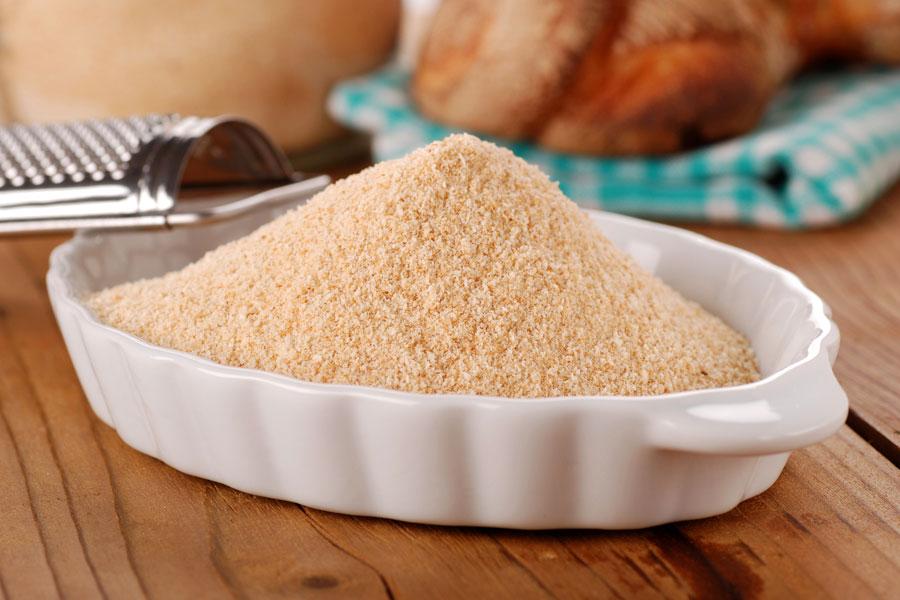 Cómo saborizar el pan rallado o rebozador
