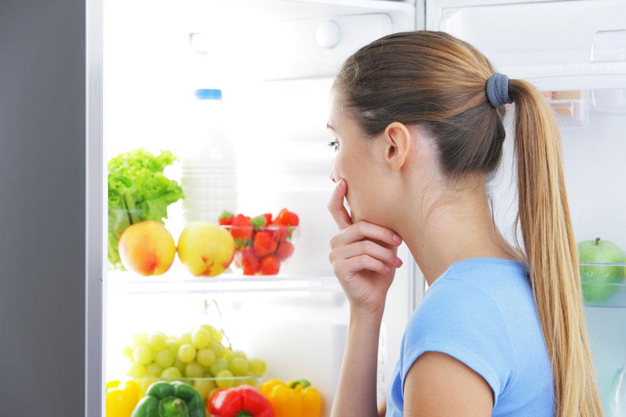 Cómo limpiar la heladera o refrigerador