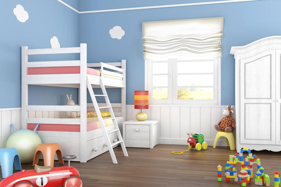 C mo decorar un dormitorio infantil - Decorar dormitorios infantiles ...