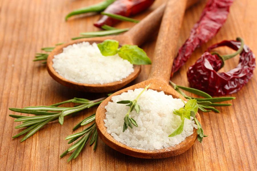 Cómo preparar sal especiada
