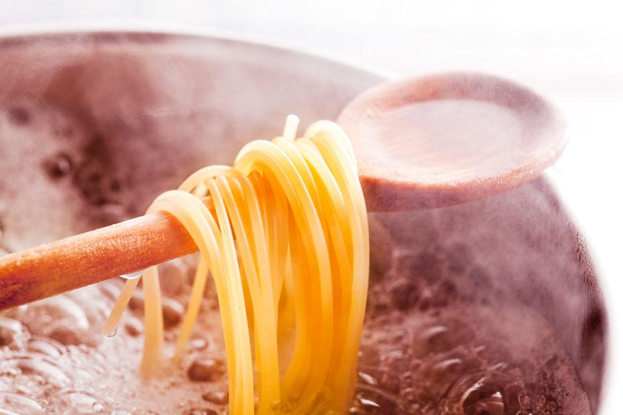 Cómo cocinar las pastas en su punto justo