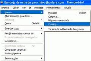 Como configurar Thunderbird 2.0 para leer correo de Gmail