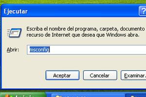 Como Deshabilitar los Programas que se abren al iniciar Windows