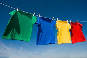 Como teñir ropa de forma casera