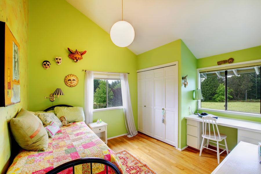 C mo decorar una habitaci n infantil - Como enfriar una habitacion ...
