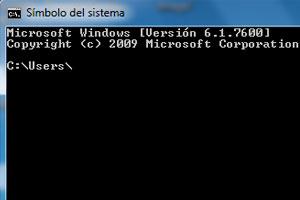 Cómo Restaurar Sistema desde el símbolo de sistema en Windows XP