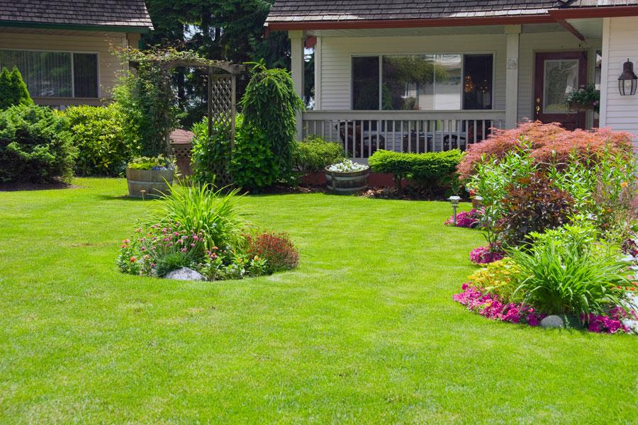 C mo dise ar un jard n - Como disenar un jardin exterior ...