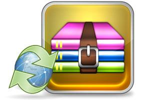 Cómo actualizar o instalar  WinRAR