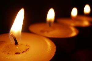 Cómo limpiar las velas