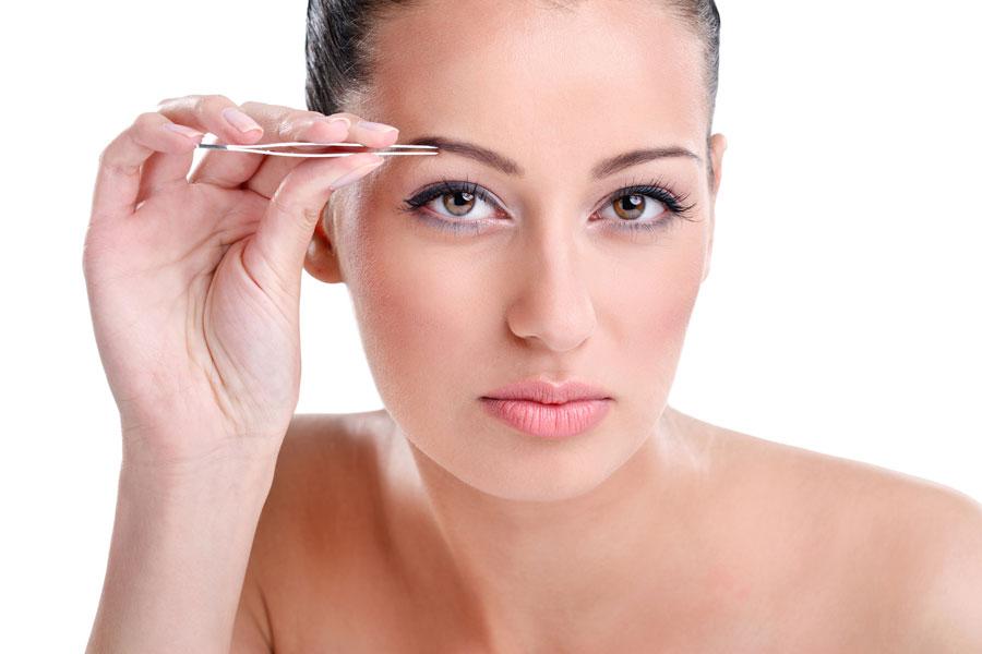 Cómo preparar las cejas para la depilación