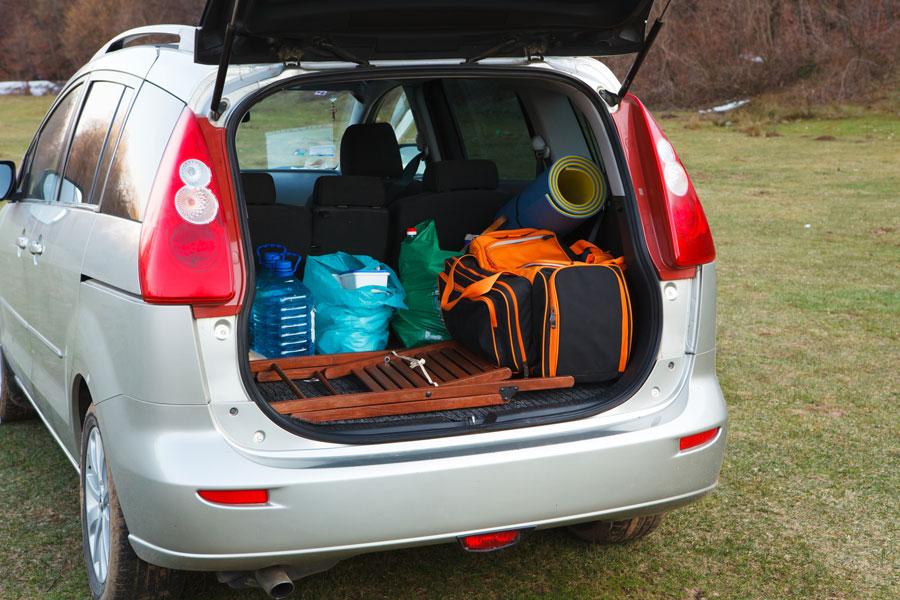 Cómo preparar el coche para viajar