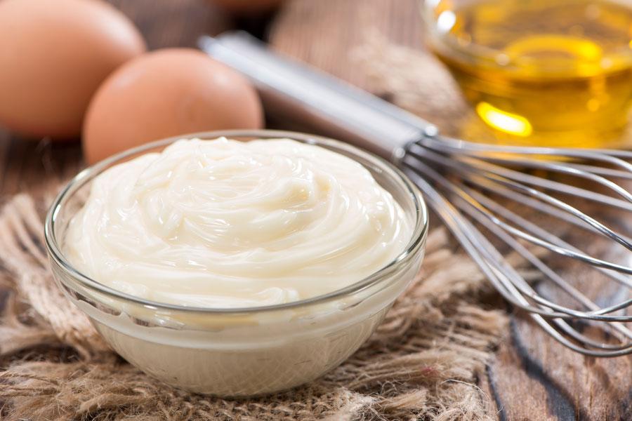 Consejos para corregir una mayonesa casera cortada. Qué hacer si la mayonesa se corta durante la preparación? Trucos para arreglar la mayonesa cortada