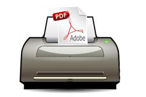 Guia para imprimir un documento en PDF. Cómo crear una impresión en PDF. Programa para hacer una impresión en PDF