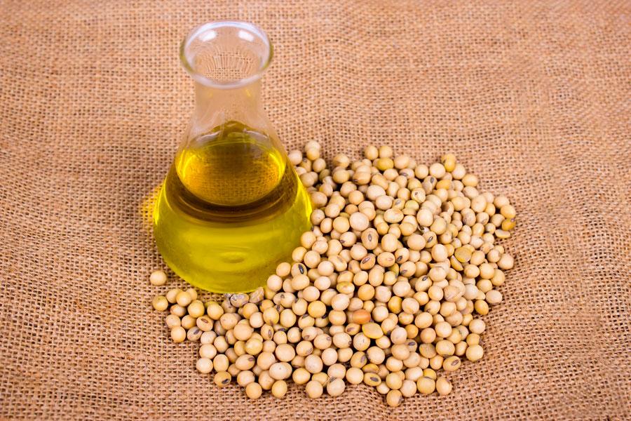 Cómo utilizar el aceite de soja
