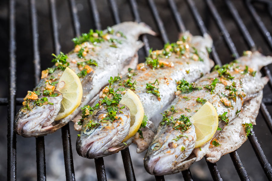 Cómo Cocinar Pescado a la Parrilla
