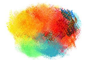 Como hacer la t cnica del esponjado - Formas de pintar paredes con esponja ...