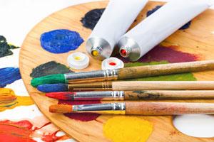 Consejos para pintar con óleo. Tips para usar la pintura al óleo. Cómo pintar con pinturas al óleo