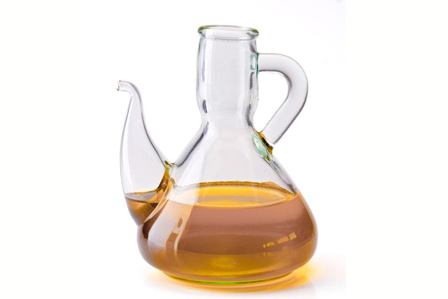 Cómo limpiar el Aceite Usado