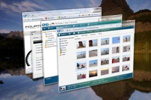 Como instalar los efectos 3D de Windows Vista en XP