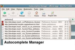 Como modificar la lista de autocompletar en Firefox 3