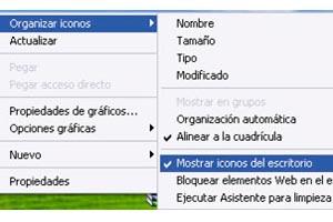 Cómo ocultar los íconos de Firefox 3
