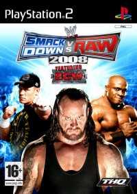 Trucos para WWE SmackDown Vs. Raw 2008 - Trucos PS2 (I)