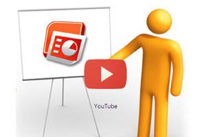 Subir a Youtube una presentación de Powerpoint. Cómo cargar archivos pps o ppt a youtube