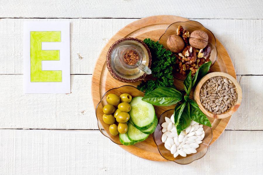 Cómo consumir vitamina E