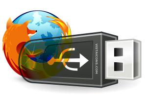 Como instalar Firefox en una memoria USB