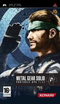 Trucos para Metal Gear Solid: Portable Ops Plus - Trucos PSP
