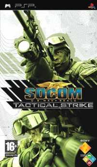 Trucos para SOCOM: U.S. Navy Seals Tactical Strike - Trucos PSP