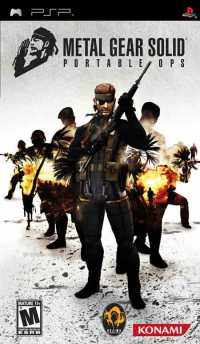 Trucos para Metal Gear Solid: Portable Ops - Trucos PSP