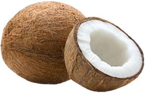Cómo elegir un coco fresco