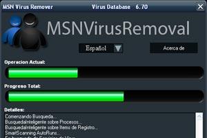 Como eliminar los virus del MSN